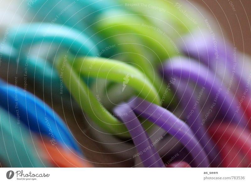 Gummis Lifestyle Design Freude Handarbeit stricken heimwerken Sommer Wissenschaften Fortschritt Zukunft Leben Kunst Mode Textilien Schmuck Netz Netzwerk