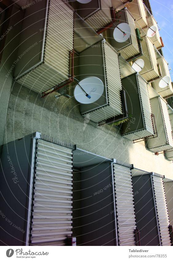 Kreuzberg aktiv erleben Haus Balkon Langeweile was zusätzlich immer