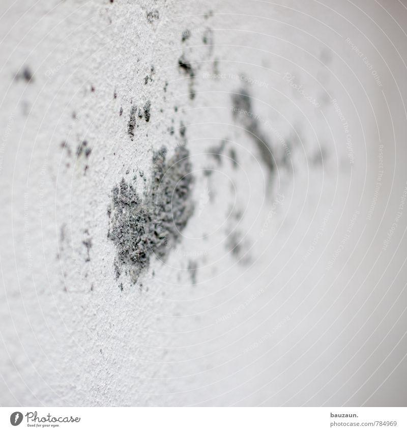 HH-Peute | überbleibsel. Renovieren Handwerker Baustelle Industrieanlage Fabrik Ruine Mauer Wand Fassade Stein Beton werfen fest hässlich trashig grau weiß