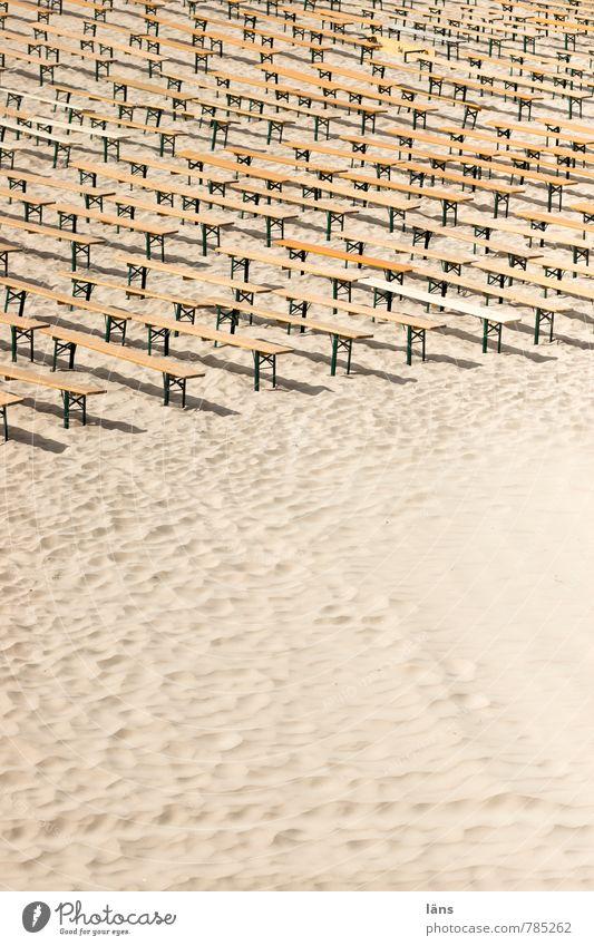 bodenständig | public viewing Ferien & Urlaub & Reisen Tourismus Ausflug Sommer Sommerurlaub Sonne Strand Jahrmarkt Umwelt Natur Urelemente Sand Küste Insel