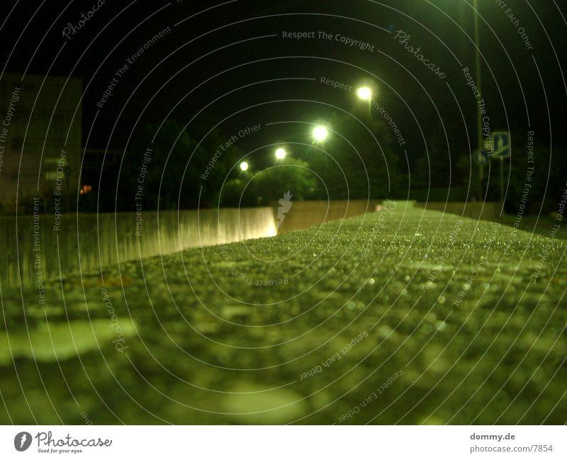 Durchgang 2 Nacht dunkel Architektur Straße Unterführung kaz