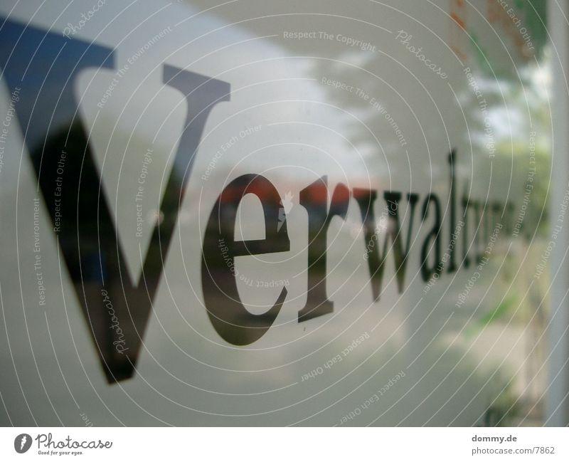 Verwaltung Schilder & Markierungen Dinge Hinweisschild Unternehmen