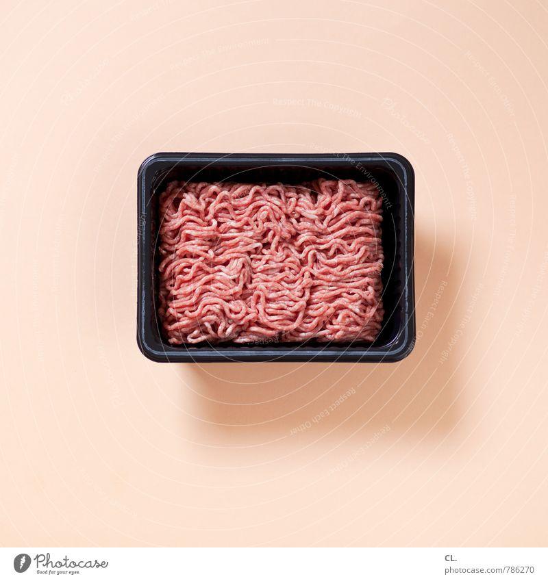 gemischt Lebensmittel Fleisch Hackfleisch Ernährung Essen Schalen & Schüsseln Fleischgerichte Fleischfresser Fleischskandal Schweinefleisch Rindfleisch Farbfoto
