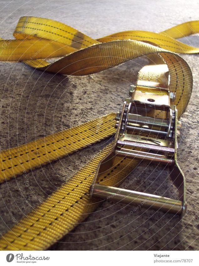 Echt spannend! Industrie Sicherheit Güterverkehr & Logistik entdecken Spedition festbinden