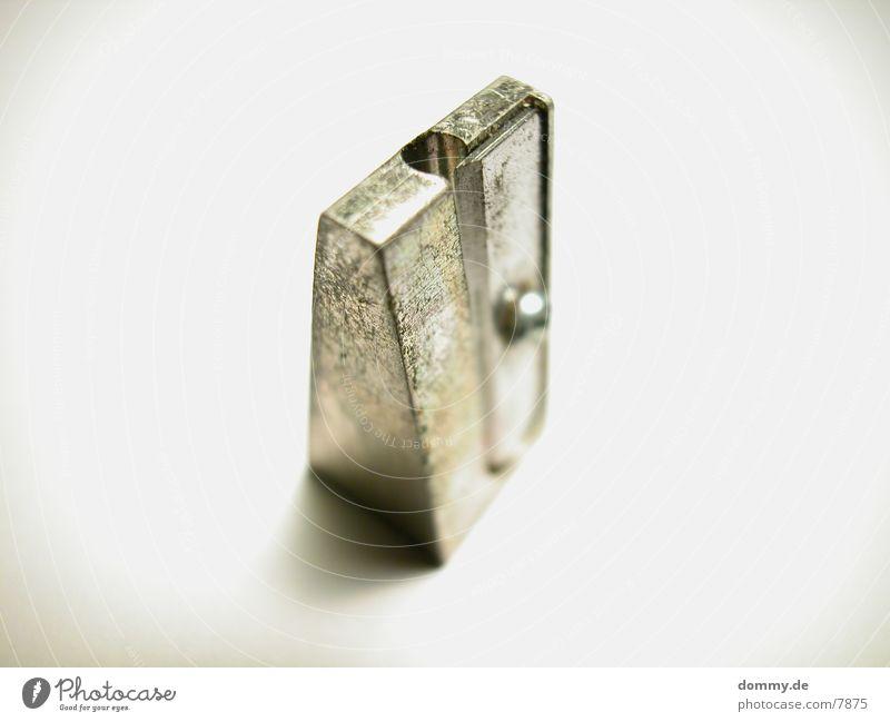 Spitzesache weiß Dinge Metall kaz
