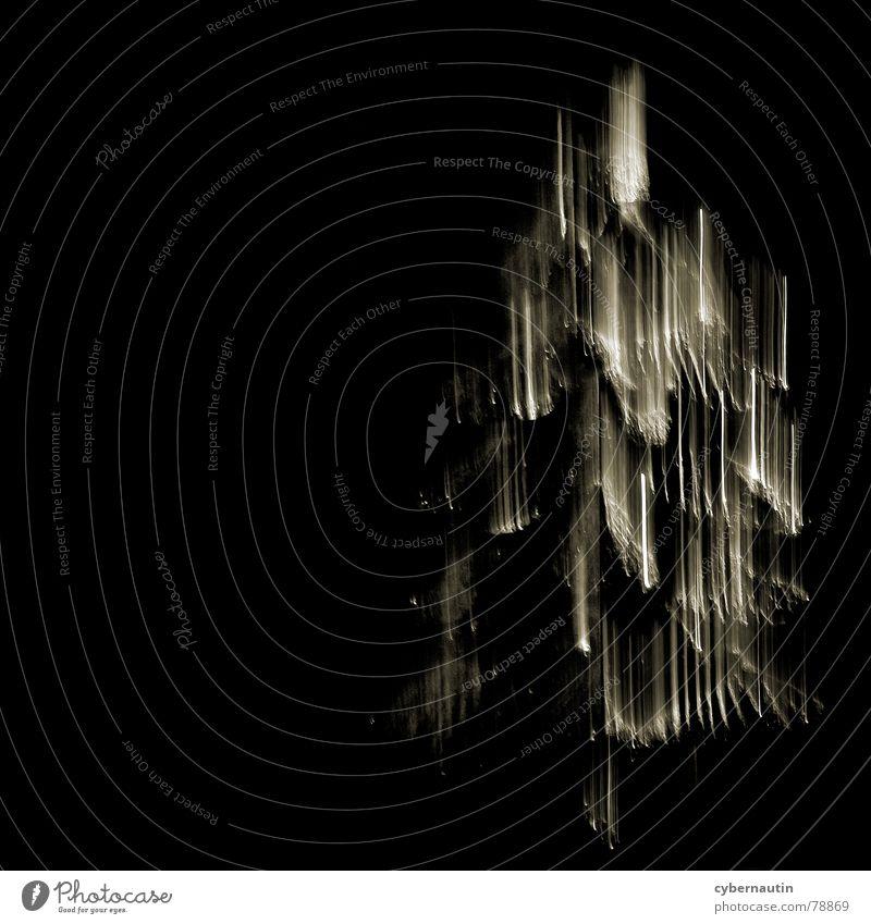 er brennt ... ;-) Lichterkette Piktogramm Weihnachtsbaum Weihnachten & Advent abstraktion Grafik u. Illustration