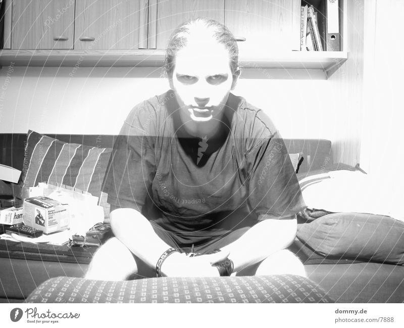 ghost in the house Mensch dunkel böse Geister u. Gespenster mystisch