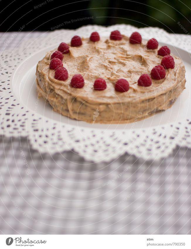 muttertag Lebensmittel Frucht Teigwaren Backwaren Kuchen Ernährung Kaffeetrinken Festessen Picknick Teller Lifestyle Reichtum Häusliches Leben Wohnung Garten