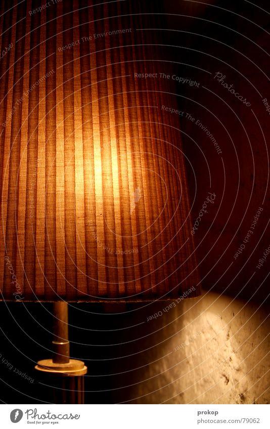 Wobei stören? schön ruhig Lampe Wand Denken Wärme Stimmung Beleuchtung Wohnung Dekoration & Verzierung Physik Müdigkeit Wohnzimmer Zärtlichkeiten poetisch Lampenschirm