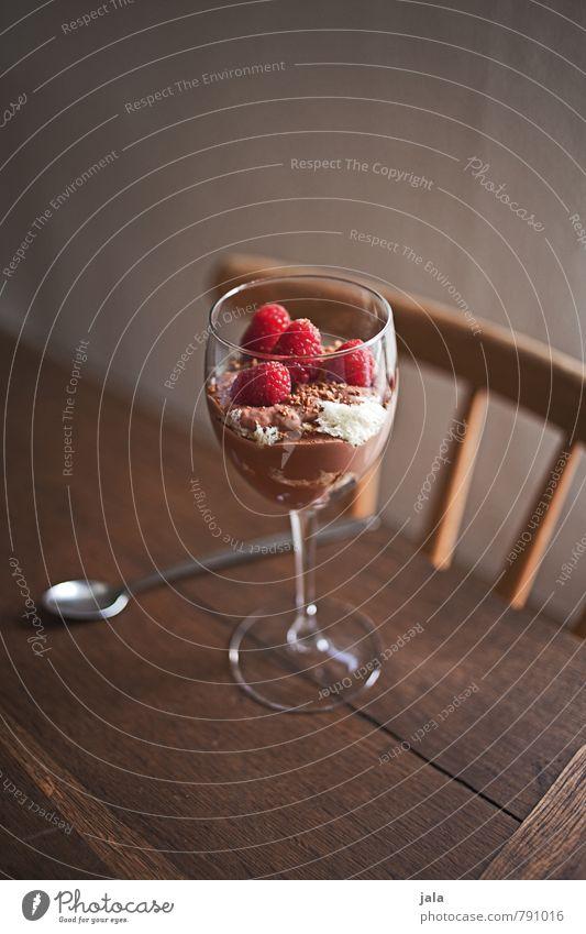 nachtisch Lebensmittel Wohnung Häusliches Leben Frucht Glas Ernährung Tisch süß Stuhl Süßwaren lecker Appetit & Hunger Picknick Dessert Vegetarische Ernährung Löffel