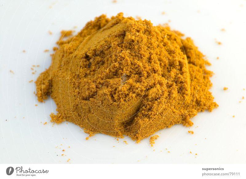 Curry gelb gold Kochen & Garen & Backen Gastronomie Kräuter & Gewürze Indien Curry