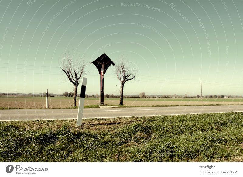 teil 3 Sommer grün alles wird gut schau mal da drüben lost street Straße