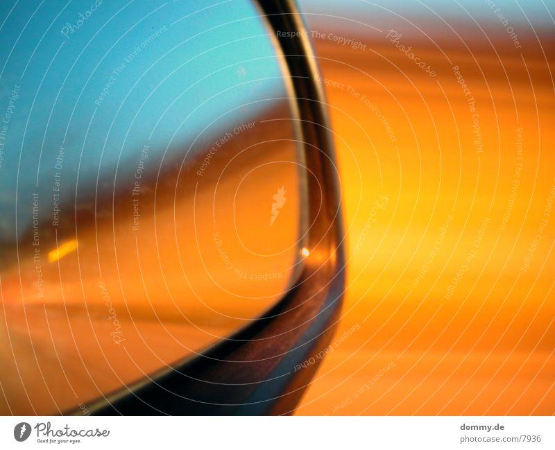 Carmirror Part II Geschwindigkeit Spiegel fahren Langzeitbelichtung Makroaufnahme autospiegel kaz