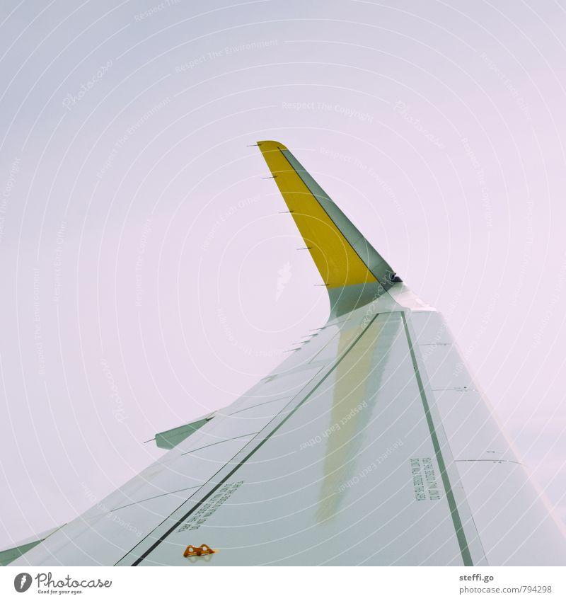 AGP- HAM Ferien & Urlaub & Reisen Ferne Freiheit fliegen Horizont Kraft Verkehr Luftverkehr Tourismus Perspektive Geschwindigkeit ästhetisch Ausflug beobachten