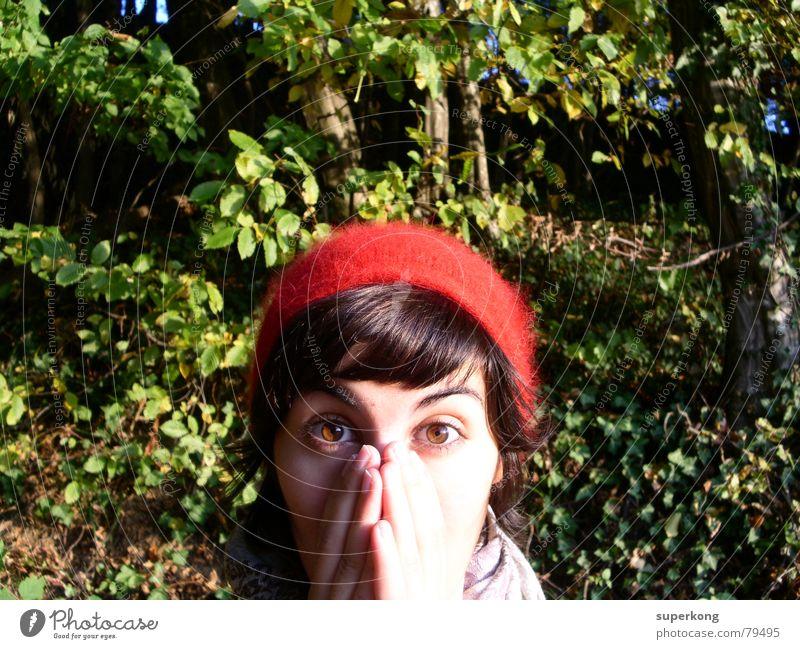 011 Frau Natur Jugendliche schön Wald Auge Umwelt Haare & Frisuren Junge Frau Glück Stil lustig Feld Fröhlichkeit ästhetisch Schönes Wetter