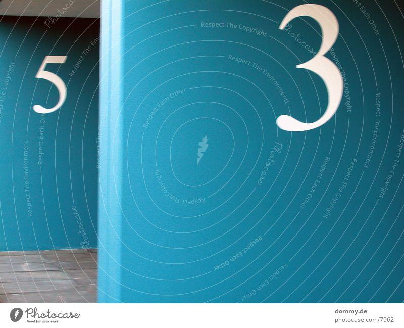 .:53:. ??? blau 3 Ziffern & Zahlen 5