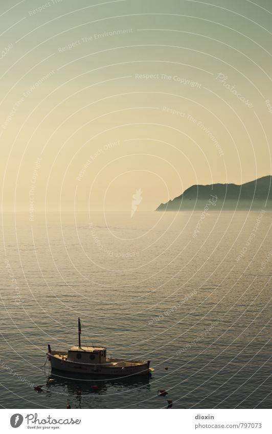 cinque <3 Natur Ferien & Urlaub & Reisen Wasser Sommer Meer Landschaft Ferne Umwelt Küste Schwimmen & Baden Wetter Erde Nebel Wellen Tourismus Ausflug
