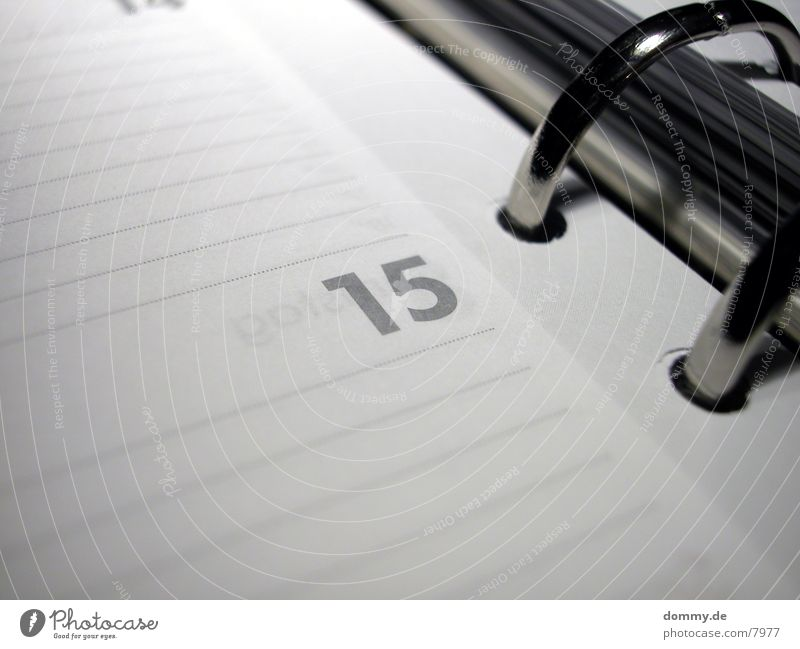 ...Geld da... Business Graffiti Kalender Termin & Datum 15 Woche