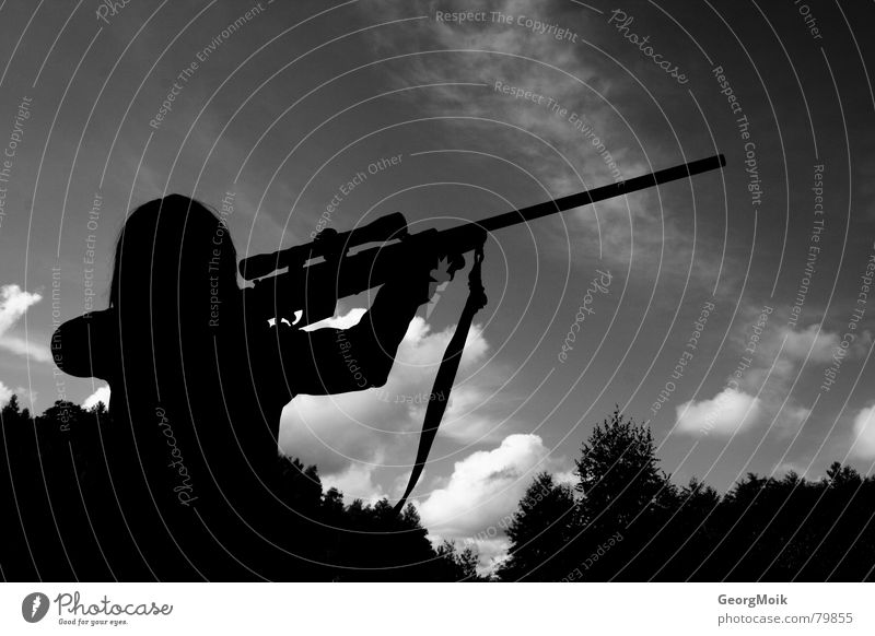 gunpowder Jagd Gewehr Schmerz Armee Teleskop Flinte Delikt Fernglas Bildart & Bildgenre Ballermann Engelmacher Beute Truppe Körperverletzung Schußwaffen Jäger