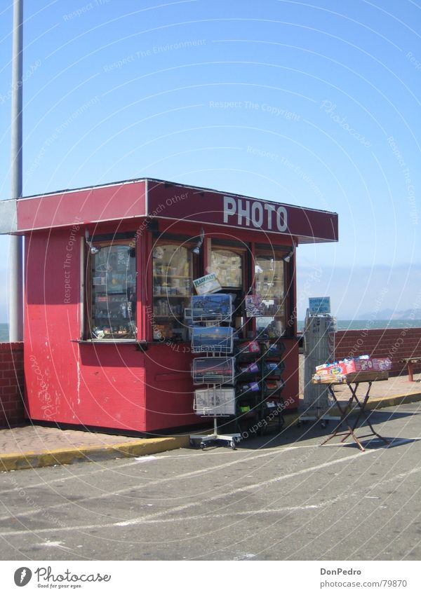 Photo San Francisco Tourist Kalifornien Fotografie Außenaufnahme Postkarte Schilder & Markierungen Ladengeschäft USA