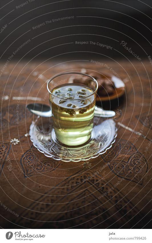 türkischer bergtee Kräuter & Gewürze Getränk Heißgetränk Tee Glas Löffel Gesunde Ernährung frisch Gesundheit lecker natürlich Farbfoto Innenaufnahme