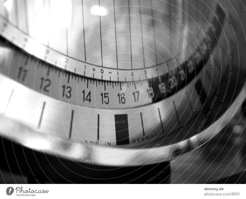 """""""MADE IN GERMANY"""" Uhr schwarz weiß Deutschland Elektrisches Gerät Technik & Technologie Weltzeit Weltuhr Schwarzweißfoto Ziffern & Zahlen made kaz"""