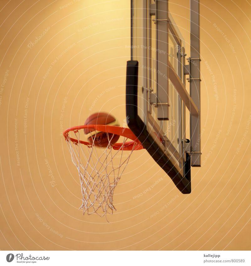korbball Sport Ballsport Sportstätten Sportveranstaltung werfen Basketball Treffer Ziel Erfolg Korb Netz Sporthalle Taktik planen Trostpreis zielen ehrgeizig