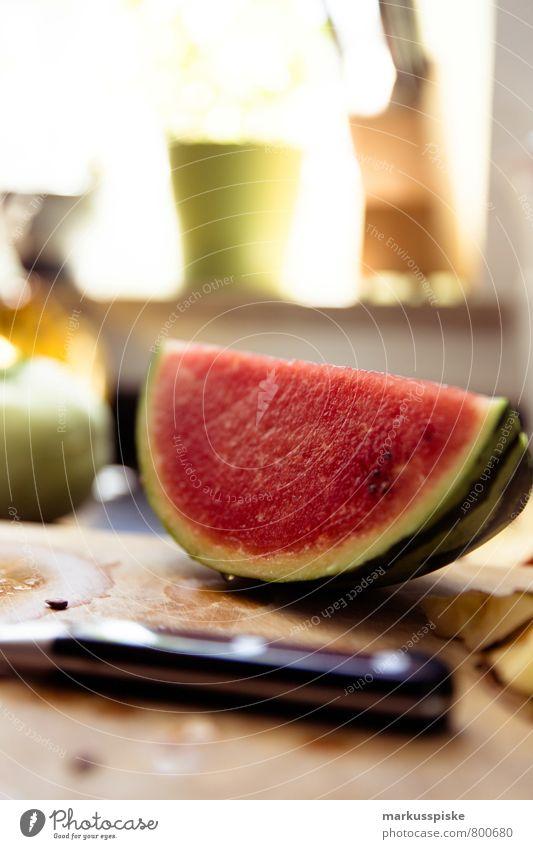 melone Gesunde Ernährung Leben Innenarchitektur Essen Gesundheit Lebensmittel Wohnung Lifestyle Häusliches Leben Frucht frisch genießen Ernährung Fitness Wellness Küche