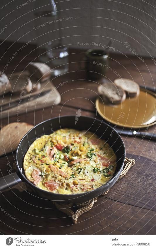 omelett Gesunde Ernährung natürlich Gesundheit Lebensmittel frisch Trinkwasser Getränk Kaffee Appetit & Hunger Geschirr Frühstück Tasse Brot Teller Besteck