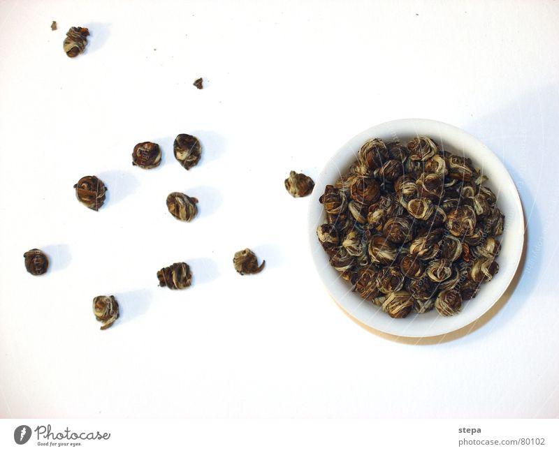 jasmin tee, grün tee Fasten Klarheit wirklich weiß Chinesisch China Originalität Grüner Tee gerollt Teepflanze Jasmin Teekultur Kultur Zeit Teedose praktisch