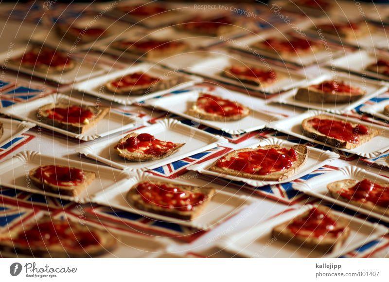 marmelade oder konfitüre? Lebensmittel Teigwaren Backwaren Brot Süßwaren Marmelade Ernährung Frühstück Büffet Brunch Fingerfood Teller Essen Party England