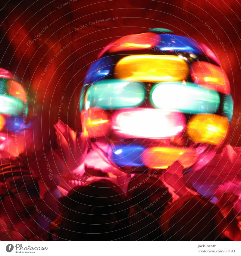 ElektrischerFarbBall Farbe Freude Beleuchtung Stil Glück Freizeit & Hobby Dekoration & Verzierung Energie Elektrizität Geschwindigkeit Fröhlichkeit Kitsch