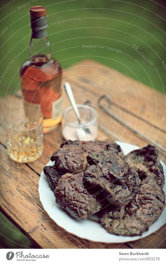 Zartschmelzender Fleischberg... Lebensmittel Kräuter & Gewürze Ernährung Mittagessen Abendessen Picknick Bioprodukte Diät Slowfood Fingerfood Getränk Alkohol