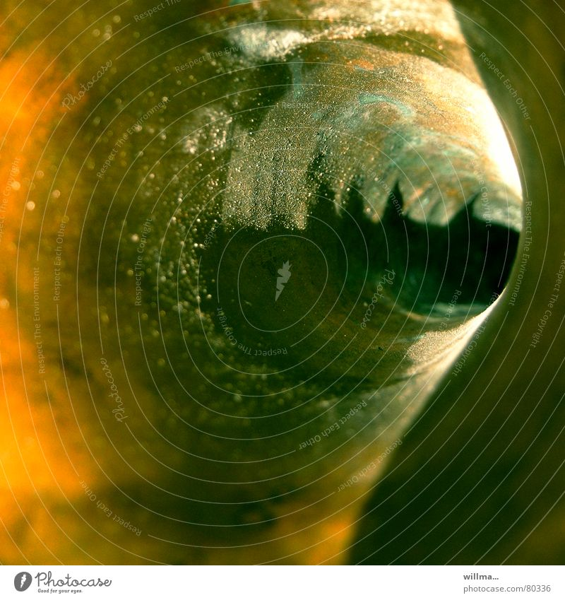 - tiefblick - Metall Musik gold tief blasen Musikinstrument Ton Blech Klang laut Jazz Blasinstrumente Trompete Tunnelblick Blasmusik ohrenbetäubend