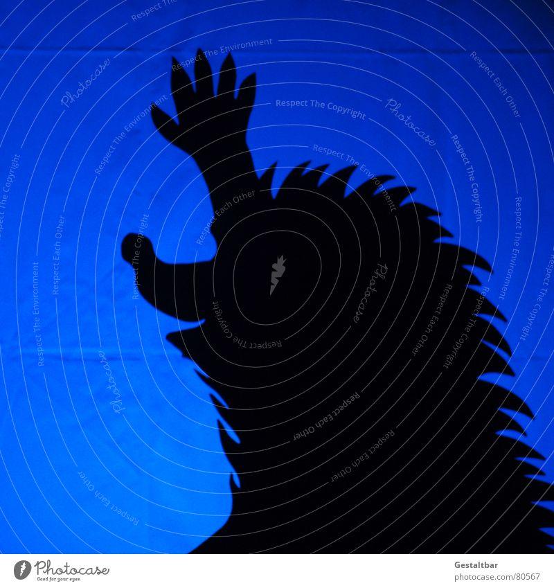 Igel und ... Wette Märchen Silhouette Tier Wettlauf Sportveranstaltung fantastisch Märchenlandschaft gestaltbar Kunst Kultur Schatten sagen- und märchengut