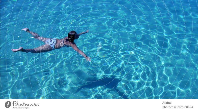 Open Water / ohne Chris Kentis Mensch Natur blau Wasser Ferien & Urlaub & Reisen schön Sommer Meer Mädchen Erholung Umwelt Wellen Freizeit & Hobby ästhetisch Wohlgefühl Schweben