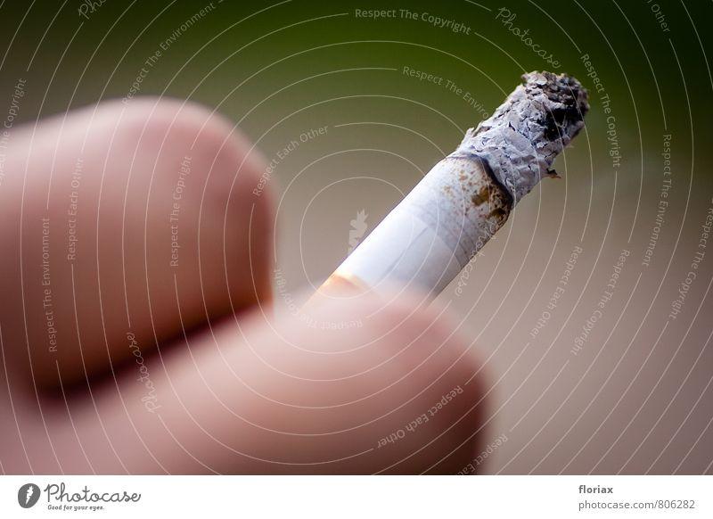 rauchen. weiß Erholung Freude grau Gesundheit gefährlich Fitness Coolness festhalten Rauchen Krankheit Rauschmittel Zigarette Scham Ausdauer Willensstärke