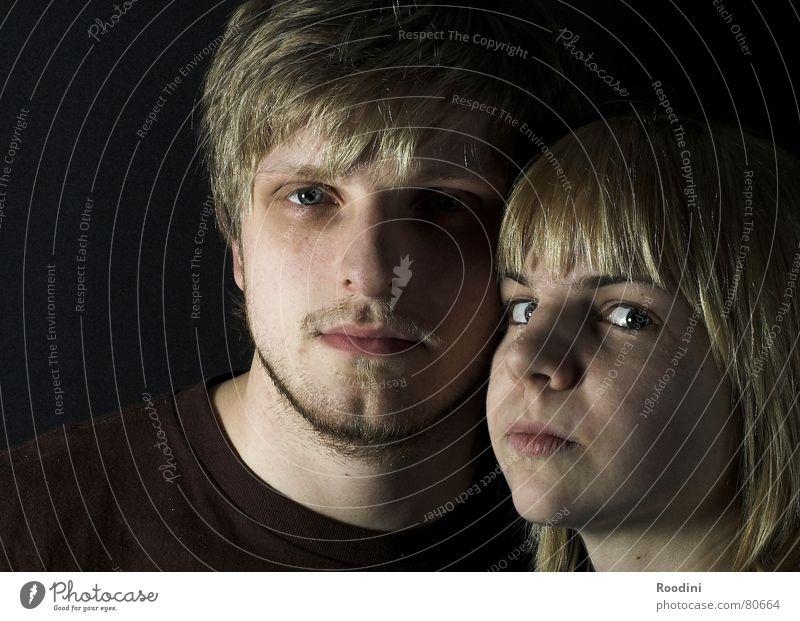 Relationship Gesicht Erwachsene Liebe Auge Leben sprechen Paar Familie & Verwandtschaft Freundschaft Zusammensein Fröhlichkeit Wachstum Sicherheit Kontakt