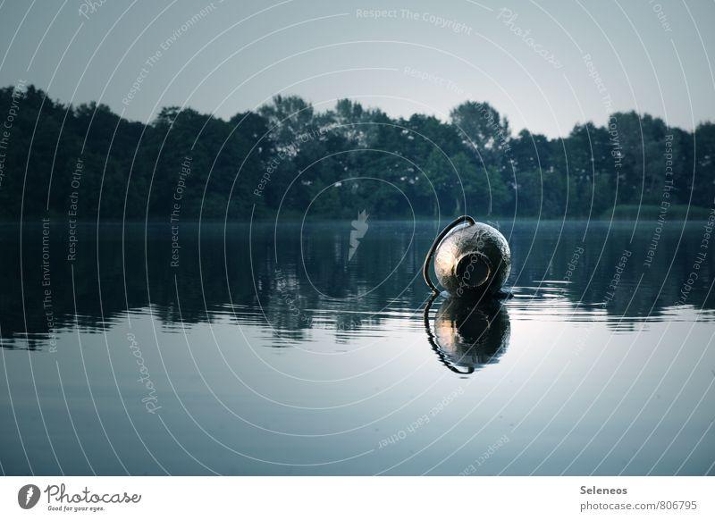 abtauchen Mensch Himmel Natur Wasser Landschaft Ferne Umwelt Küste natürlich Schwimmen & Baden Freiheit See nass Abenteuer Seeufer Fluss