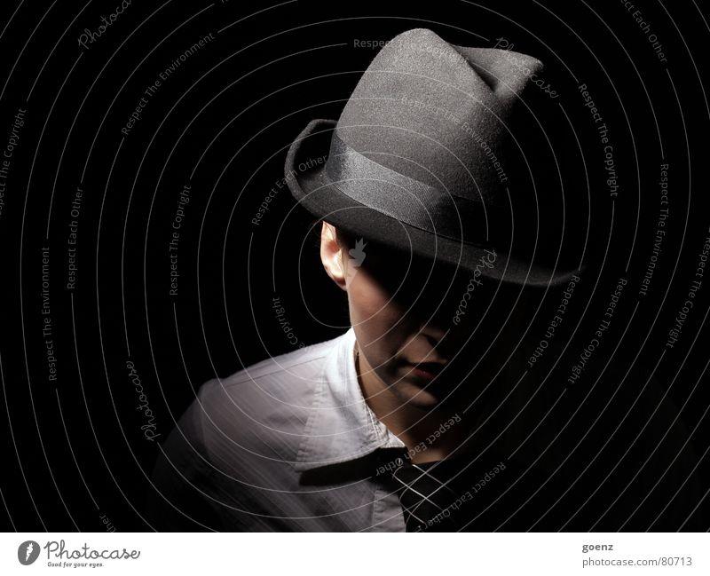 Mafia III Frau Licht Krawatte Hemd Macht Schatten Hut unterwelt Spielkasino
