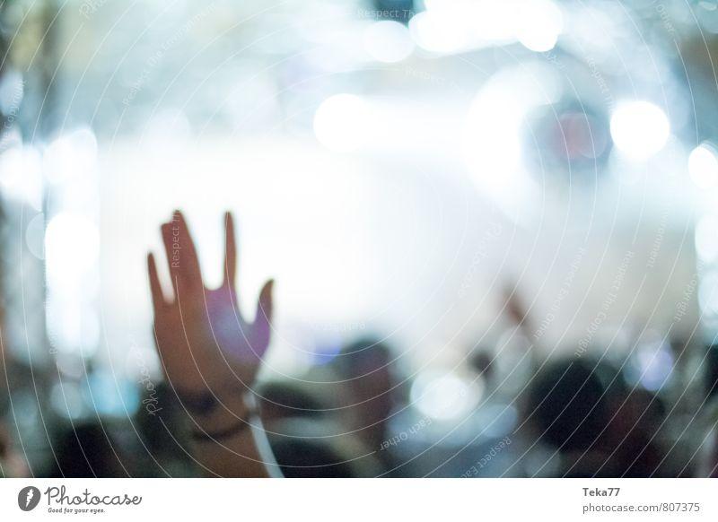 Auf der Party II Mensch Jugendliche 18-30 Jahre Erwachsene Feste & Feiern Menschengruppe Musik elegant Design Tanzen Coolness Veranstaltung Club Disco