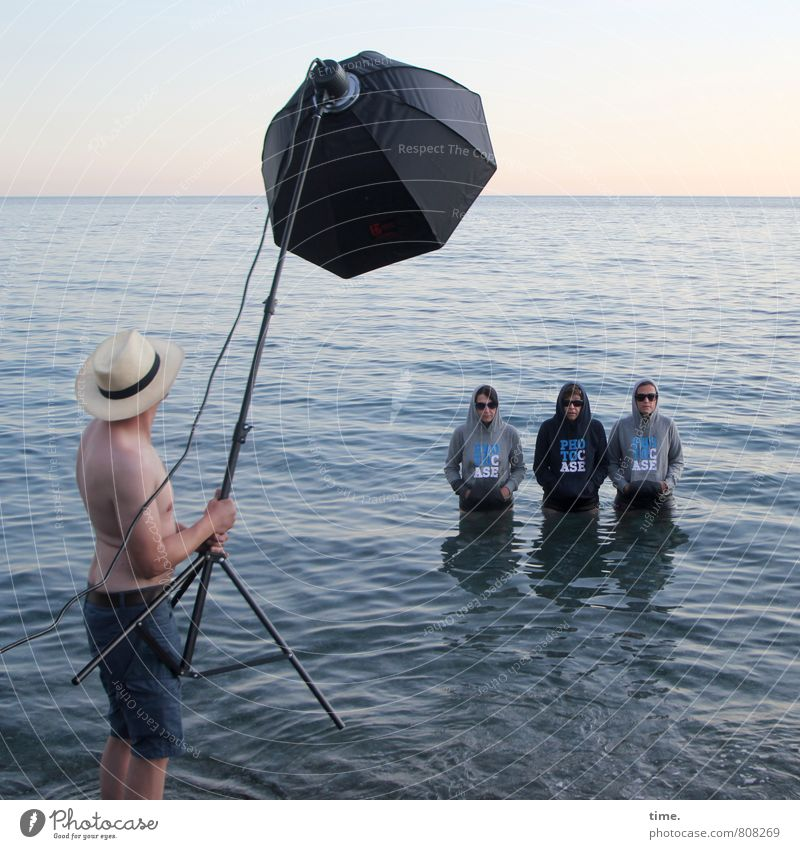 best boy on set Technik & Technologie 4 Mensch Kunst Theaterschauspiel Bühne Schauspieler Veranstaltung Wasser Himmel Horizont Wellen Küste Strand Meer