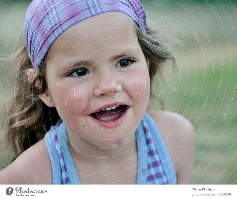 ronja räubertochter Mensch Kind Sommer Mädchen Freude Gesicht Leben feminin Spielen natürlich Gesundheit Freizeit & Hobby Kindheit Fröhlichkeit niedlich