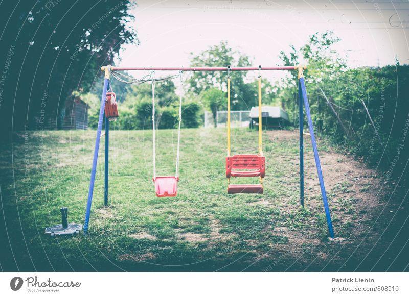 Kindheit Ferien & Urlaub & Reisen Sommer Umwelt Bewegung Wiese Spielen Garten Freizeit & Hobby Lifestyle elegant Zufriedenheit Fröhlichkeit Urelemente