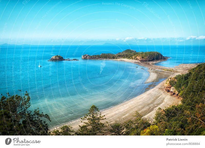 Cape Hillsborough Natur Ferien & Urlaub & Reisen Wasser Erholung Landschaft ruhig Ferne Umwelt Leben Freiheit Zufriedenheit Erde Tourismus ästhetisch Klima
