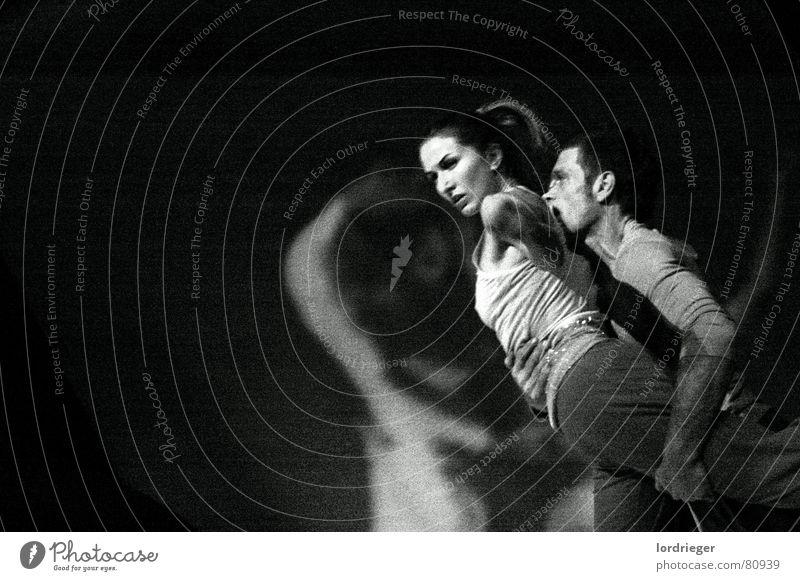 ego schwarz Liebe Gefühle oben Bewegung Zusammensein Tanzen Mund Geschwindigkeit schlafen Frieden unten Gesichtsausdruck harmonisch Respekt Humor