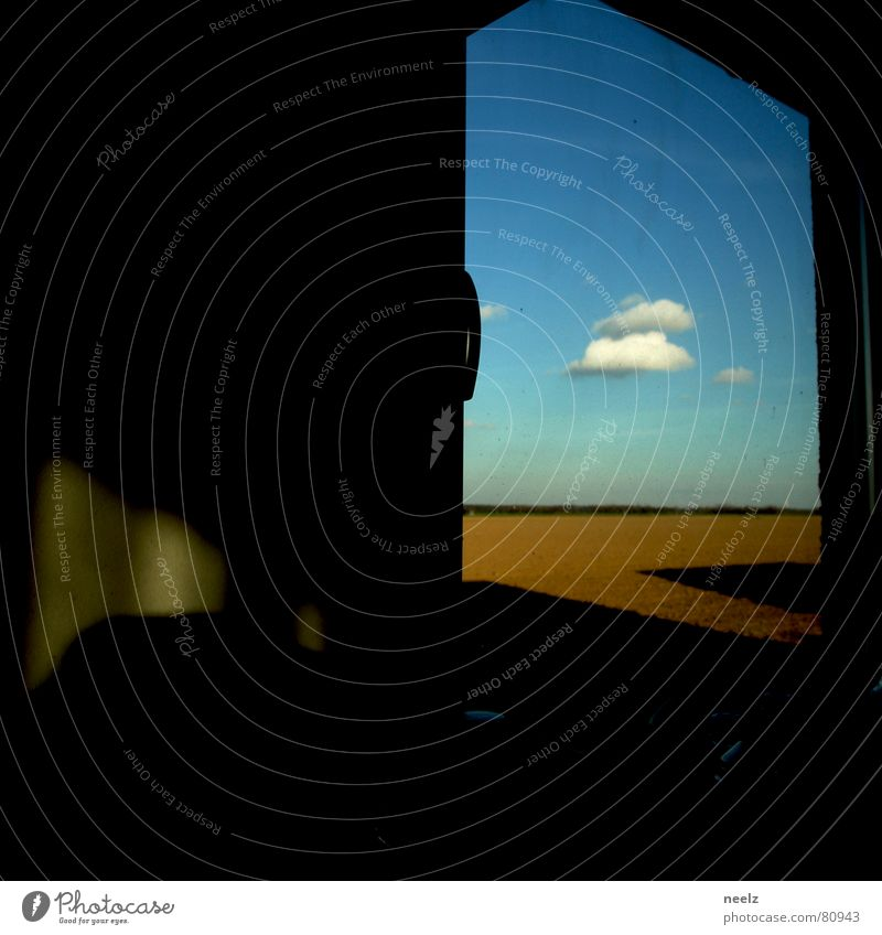 Freunde im Geiste Zusammensein Perspektive fantastisch Aussicht Gesellschaft (Soziologie) Schweben Rahmen Am Rand Aussehen himmlisch Verbundenheit beeindruckend