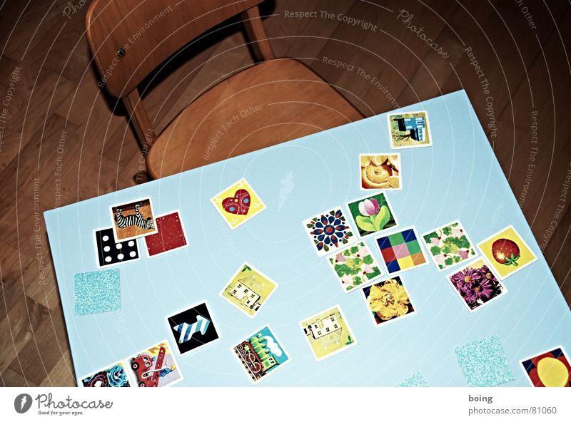 Donau 3 FM Freude Spielen Erfolg Tisch Stuhl Bildung Suche Teilung Erinnerung Spielkarte bedeckt Kinderspiel erinnern verteilen drucken auftürmen