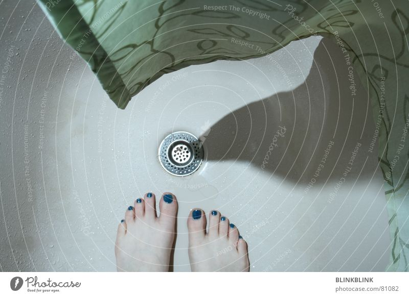 shower blau Wasser grün schön Haare & Frisuren Fuß 2 Beleuchtung ästhetisch paarweise rund Grafik u. Illustration Tropfen Wellness Bild Reinigen