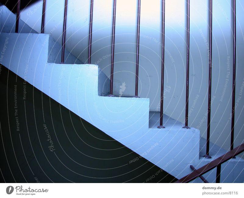 Treppenwinkel Architektur stuffen Geländer kaz